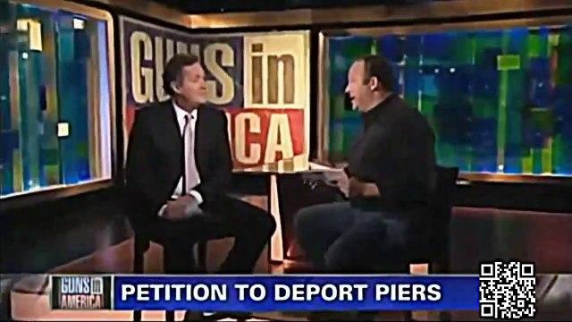 Piers Morgan vs. Alex Jones on