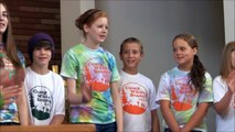 Silverton Youth Share Church Camp Songs and Memories
