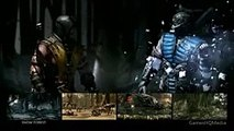 Mortal Kombat 10 Gameplay (PS4/Xbox One) - Mortal Kombat X - Scorpion/Sub Zero/Raiden/Kano