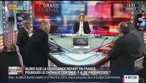 Comment relancer la croissance en France ?: Jacques Attali, Olivier Pastré, Patrice Geoffron et Emmanuel Lechypre (2/2) – 08/06