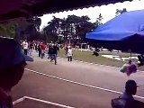 Relevo por la vida - Guatemala - Colegio Monte Maria - Final