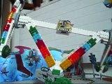 LEGO Kirmes Fahrgeschäft: ►VorteX◄ Klünder