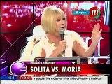 Solita vs Moria Casán