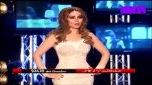 اقوى 10 مواقف محرجة مذيعات عرب فضايح على الهواء 2015