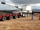 Tank Yükleme
