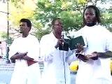 STREET PREACHERS DEBATING MUSLIMS