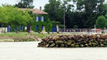 Promenade sur la Gironde en bateau mai 2015