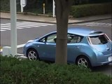 Nissan LEAF EV TEST DRIVE