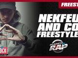 Du monde en freestyle dans le Planète Rap de Nekfeu !