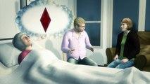 Deux aides soignants homosexuels se masturbent devant leur patiente