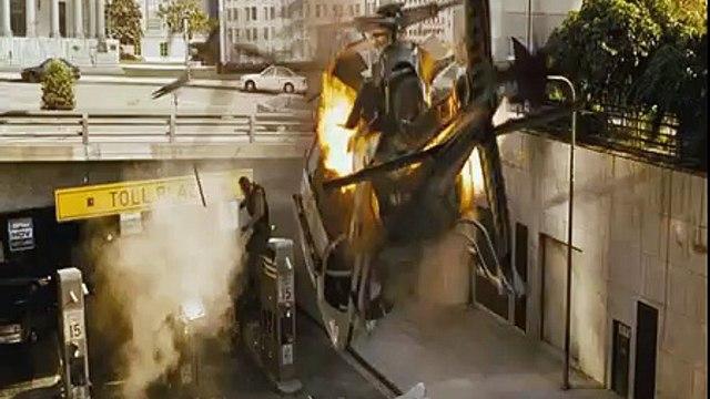 Die Hard 4:Live Free or Die Hard - Fade Away [Music Video]