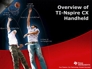 TI-Nspire Resource   Learn About, Share and Discuss TI