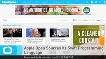 Apple Open Sources Its Swift Programming Language