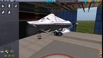 Starship Enterprise in Kerbal Space Program (KSP)