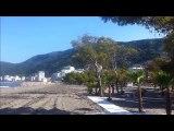 Plages en Albanie,  plage Shengjin - Strände in Albanien, Shengjin Strand