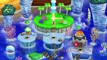 New Super Luigi U - Sparkling Waters 1 - Huckit Beach Resort [Gameplay Walkthrough]