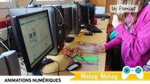 Actions éducatives Pratiques numériques - Scolaires et extrascolaires