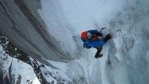Voie Carli Chassagne Face Nord Aiguille du Midi Chamonix mont-blanc alpinisme