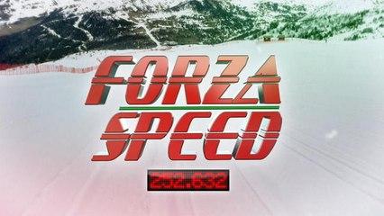Forza Speed - Simone Origone, le skieur le plus rapide du monde