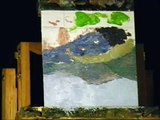 How to Paint Upside Down: Sonoma Bridge Oil Painting Instructional Video