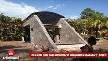 """Autodefensas aseguran casa de """"El Botas"""", Líder de Los Caballeros Templarios en Parácuaro, Michoacán"""
