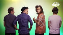 One Direction Wiggle Their Bums For Us!