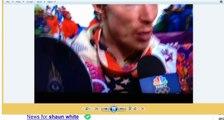 Shaun White Illuminati All-Seeing Eye Symbol on Snowboard at the Olympics