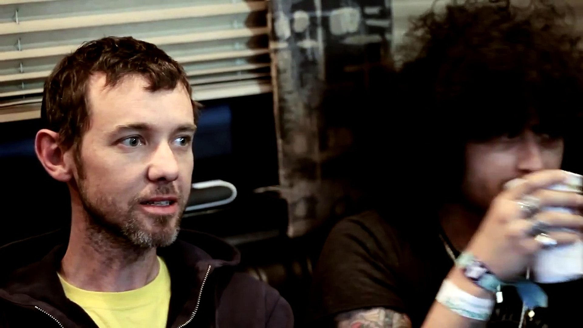 At The Drive In - Interview - Music/Activism/Invisible Children