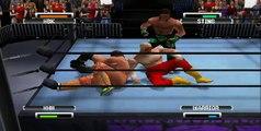 WWF No Mercy Mod: DX vs Sting & The Ultimate Warrior