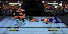 WWF No Mercy Mod: DX vs Sting & The Ultimate Warrior - video