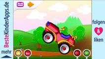 Spielzeugautos und Bagger - Build and Play 3D - App für Kinder