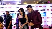 Aishwarya Rai And Abhishek Bachchan - HT Most Stylish Awards 2015