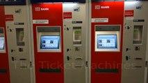 How to buy a ticket on the Munich Underground (S-Bahn Metro Subway)