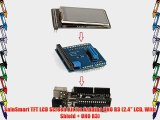 SainSmart TFT LCD Screen Kit for Arduino UNO R3 (2.4 LCD With Shield   UNO R3)