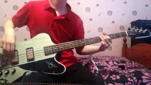 System Of A Down - Hypnotize (Bass Cover)