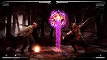 Mortal Kombat X Jason Voorhees vs. Shinnok