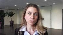 Anne-Sophie Herrebaut, ingénieur environnement de l'ADEME Rhône-Alpes