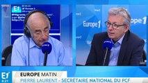 """Laurent : """"L'Etat ne met pas les moyens suffisants pour l'accueil des immigrés"""""""