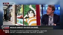 Brunet & Neumann: Nicolas Sarkozy drague-t-il le vote juif ? - 09/06