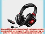 Creative Sound Blaster Tactic3D Rage Wireless Gaming Headset