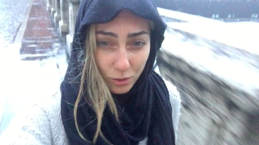 Dalle spiagge di L.A. a Roma sotto la pioggia... - Cristel Carrisi