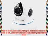 T7838WIP Vstarcam Latest IP Camera 1/4 CMOS sensor PnP 1.3 Megapixel H.264 HD WiFi IR P/T SD