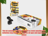 Stopmotion Explosion: Complete Stop Motion Animation Kit with HD Camera