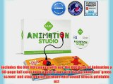 HUE Animation Studio (Red) for Windows PCs and Apple Mac OS X: complete stop motion animation