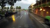 Vespa GTS 300 Scooter Ride Through Saint Augustine, Florida