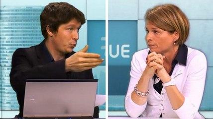 #DirectPolitique. Isabelle Le Callennec