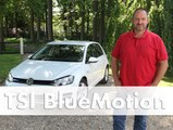 Test: VW Golf TSI BlueMotion Erster Golf mit 3 Zylindern |Auto | Fahrbericht | Deutsch | HD