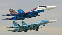 Popular Fighter aircraft & Sukhoi Su-27 videos