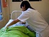 Protocolos aseo del paciente