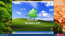Descargar Pack de Drivers para Windows XP